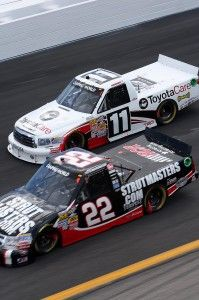NASCAR Trucks return to The Rock