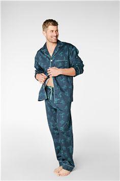 Hanes Men's Flannel Pajama Set | p.j.s | Pinterest | Flannels ...