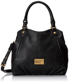 Marc by Marc Jacobs Classic Q Fran Satchel Black One Size * Click on the image for additional details.