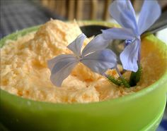 Orange Butter Recipe
