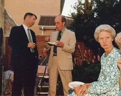 Martin Parr, Conservative 'Midsummer Madness party' from The Cost of Living
