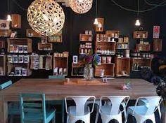 Little Bird Unbakery - Organic, Vegan Cafe New North Rd, Kingsland, Auckland) Organic Restaurant, Cafe Restaurant, Little Bird Cafe, Cafe Concept, Vegan Cafe, Herd, Retail Space, Delicious Vegan Recipes, Cafe Design