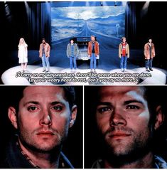 How about I rip my heart out. #Supernatural #Carryon