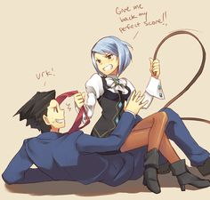 See more 'Phoenix Wright: Ace Attorney' images on Know Your Meme! Phoenix Wright, Ace Attorney, Apollo Justice, Disney Au, Professor Layton, Fandoms, National Treasure, Cute Wallpapers, Cool Pictures