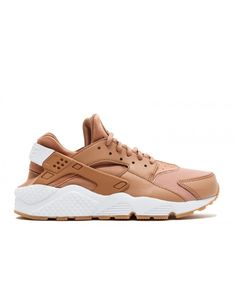 buy online 4a8e2 ad2d9 Cheap Nike Women s Air Huarache Run Dusted Clay White Gum Yellow Trainer  Sales Yellow Trainers,