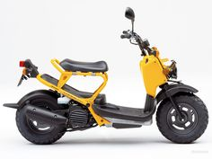 Zoomer - What a cool looking motorcycle! I would love one of these!
