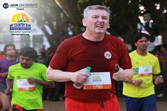 Push your limit at My Country Run . Kindly register