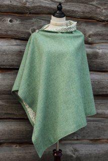 Harriet Hoot Luxury Tweed Capes