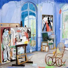 35 best damian elwes images on pinterest claude monet mansions
