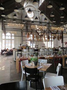 Restaurant Mercat in Panama Amsterdam