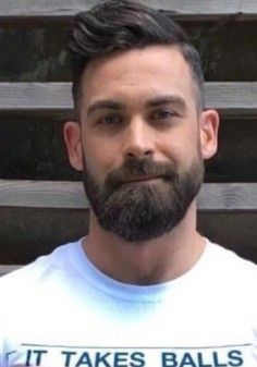 Beard Styles For Men, Hair And Beard Styles, Mens Fashion Suits, Men's Fashion, Bearded Men, Hairy Men, Awesome Beards, Handsome Faces, Men's Grooming