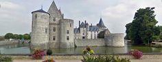Castello di Sully surLoire Francia