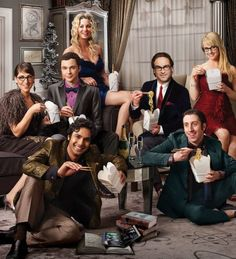 Do you need more Big Bang Theory in your life? Of course you do! Media to Go has a look inside The Big Bang Theory cover story from an Emmy season special advertising supplement of The Hollywood Reporter. Leonard Hofstadter, Howard Wolowitz, The Big Bang Therory, The Big Theory, Big Bang Theory Penny, Johnny Galecki, Cinema Tv, Amy Farrah Fowler, Jim Parsons