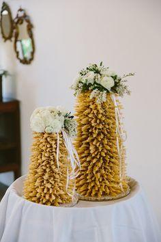 Lithuanian Wedding Cake. Image: Cavanagh Photography http://cavanaghphotography.com.au