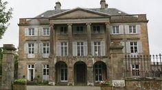 Haining House in Scotland