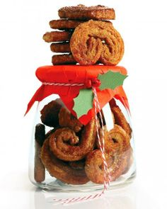 Gingersnap Palmiers Recipe