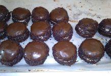 Το πιο ζηλευτό και εύκολο κέρασμα – Νεγράκια Muffin, Breakfast, Desserts, Food, Morning Coffee, Tailgate Desserts, Deserts, Essen, Muffins