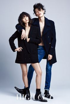 Bae Doo-na & Kim Won-joong // High Cut