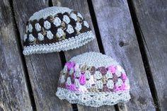 KID'S GRANNY HAT (C)