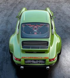 "The new Singer in coming, what do you think? Porsche 911 Restored by ""Singer""…"