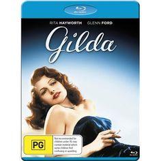 Gilda - Blu-Ray (Vision Entertainment Region B) Release Date: October 14, 2015 (JB Hi-Fi Australia)