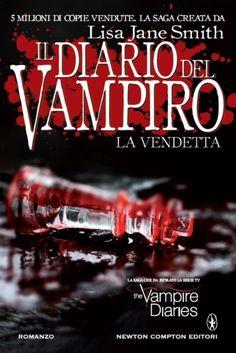 """Arriva in libreria """"La vendetta"""", del ciclo """"Il diario del vampiro"""", con una spettacolare cover scaccosa! #NewtonCompton #VampireDiaries #Chess"""