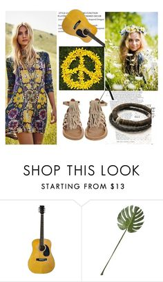 """Boho Style"" by jasminka-m ❤ liked on Polyvore featuring CB2"