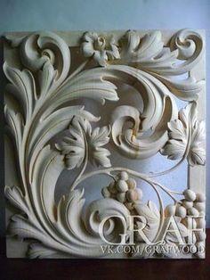 Arte tallado en madera