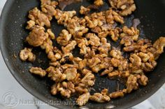 5 minute Candied Walnuts-6