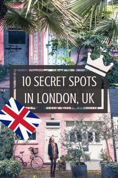 Hidden Gems & Secret Spots in London You'll Love 10 secret spots in London. Hidden, secluded and offbeat destinations in London, England. Here's your unique guide to the best of off the beaten tourist track London! Europe Travel Tips, European Travel, Places To Travel, Places To Visit, Travel Hacks, Travel Advice, Travel Ideas, Sightseeing London, London Travel