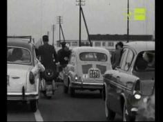 incidenti, traffico e vacanze (nel 1961)