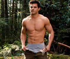 Naked with Jacob black