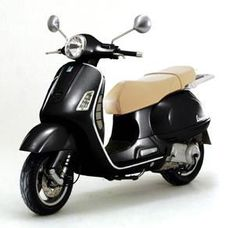 Modifications of Piaggio vespa. www.picautos.com