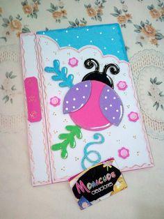 47 Trendy Ideas For Diy Cuadernos Sirena Animal Crafts For Kids, Summer Crafts For Kids, Spring Crafts, Diy Crafts For Kids, Diy Gifts For Friends, Christmas Gifts For Friends, Felt Crafts, Paper Crafts, Holiday Homework
