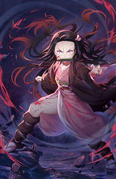Anime Angel, Anime Demon, Otaku Anime, Chica Anime Manga, Demon Slayer, Slayer Anime, Wallpaper Anime Hd, Wallpaper Wallpapers, Hxh Characters