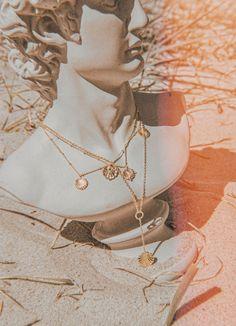 Contemporary Jewellery, Modern Jewelry, Silk Touch, Branding Design, Fashion Accessories, Gold Necklace, Elegant, Creative, Classy