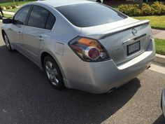 Nissan altima and Nissan on Pinterest