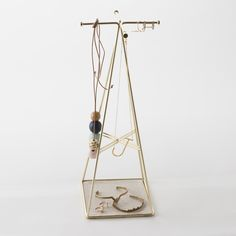 Prisma Jewelry Stand | Brit + Co. Shop | DIY Online classes, DIY kits and creative products from makers you'll love.
