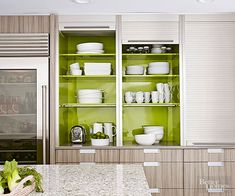 Small-Kitchen Storage Maximize your kitchen with these smart small-kitchen storage ideas that will help you expand the space and improve its layout. Dish Storage, Spice Storage, Ikea Storage, Wall Storage, Small Kitchen Organization, Small Kitchen Storage, Organized Kitchen, Pantry Organization, Organizing