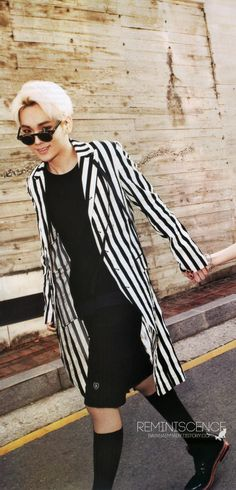 SHINee Key, Our Prince of Fashion. Sounds better than Fashionista but I'll call him that too!