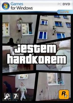 JESTEM HARDKOREM hardcore: the game