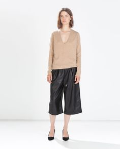 Image 1 of CASHMERE SWEATER from Zara