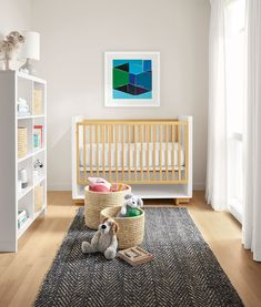 Baby Rooms - Ideas & Advice - Room & Board