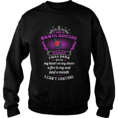 BANGLADESHI WOMAN WITH A MOUTH I CANT CONTROL T-SHIRTS, HOODIES, SWEATSHIRT (35.95$ ==► Shopping Now)