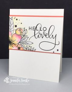 Jen Timko - Hello Lovely by Concord & 9th - FMS271, CC#65