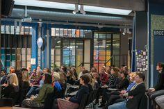 Co-laboratory 27 november bij Broeinest Rotterdam #retail #trends #technologie #inspiratie #colaboratory Lancering derde en vernieuwde druk van #Prikkeldekoopknop Rotterdam, Basketball Court, November, Technology, November Born