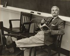 William Faulkner.