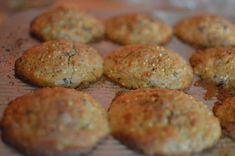 zucchini cocoa nib muffins