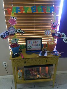 Photobooth  -- Little Monster's