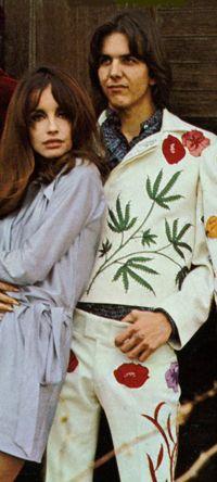 Gram Parsons Nudie suit